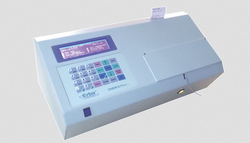 Semi Automatic Erba Chem 5 Plus V2 Biochemistry Analyzer, Assays: Clinical Chemistry
