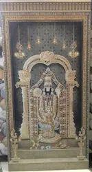 3D Tirupati Pictures Wall Tiles