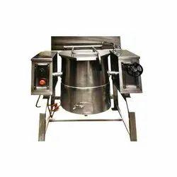 25 Liter Tilting Bulk Cooker