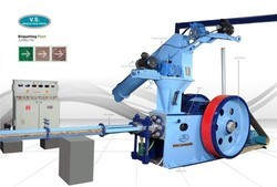 Fully Automatic Briquetting Plant