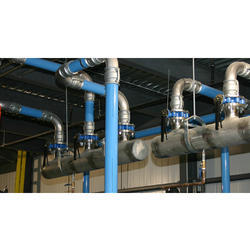 Compressed Air Piping System Air Compressor Piping