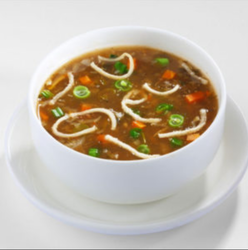 Manchow Soup Veg Non-Veg