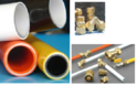 Compressed Industrial Gas Piping