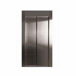 Elevator Center Opening Door