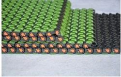 Rubber Top Plastic Modular Belts
