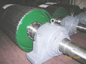 Conveyor Head And Tail Drum Pulley