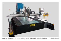 Black Stainless Steel PC-123 ProArc Machine, For Industrial