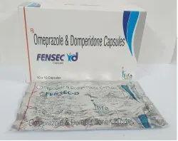 Omeprazole 20mg,Domperidone 10mg capsules