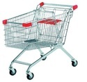 Supermarket Shopping Trolley