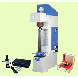 Brinell & Rockwell Hardness Tester