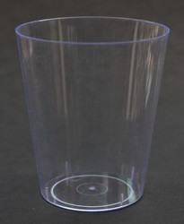 Transparent Clear Disposable Plastic Glass 200 Ml