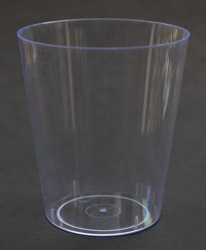 GPPS Plastic Disposable Plastic Glass, Capacity Gram: 200 Ml