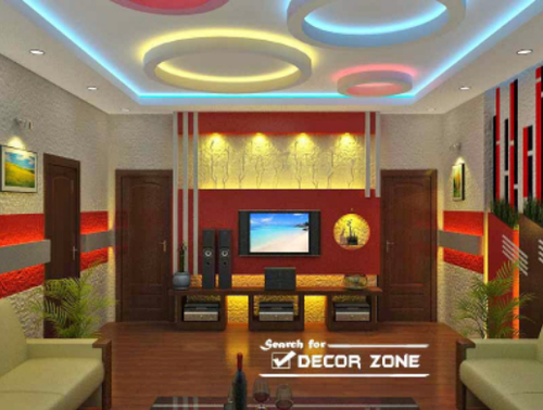 High Quality Ceiling Desings   Living Room Interior Decoration Architect / Interior  Design / Town Planner From Hyderabad