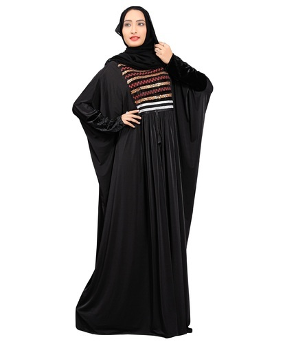 fda8425383a8 Women Plain Long Free Size Islamic Arabic Wear Abaya Designs, Ladies ...