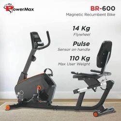 Powermax Magnetic Recumbent Bike