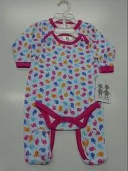 2 Pack Sleep Suit And Bodysuit With Hanger Pack