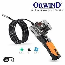 Video Borescope Wireless Inspection Camera & Display