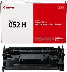 Canon Genuine Toner Cartridge 052 Black, High Capacity New