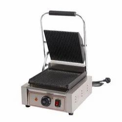 commercial sandwich griller Single