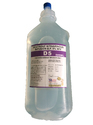 Liquid Allopathic Dextrose Intravenous Infusion Bp 5%, Packaging Size: 500 Ml