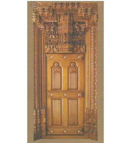 Specialty Wooden Door - Antique Wooden Door Exporter from Bengaluru