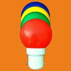 Colored LED Night Bulb, 0.5w