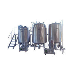 Pharmaceutical Liquid Processing Unit