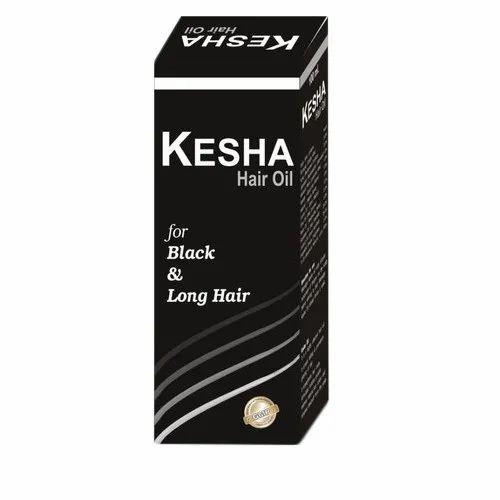 Kesha Hair Oil, Packaging Size: 100 Ml, Box