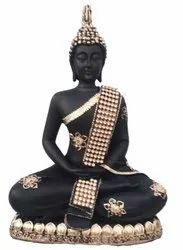 Decorative Polyresin Buddha Statue for Corporate Gifts
