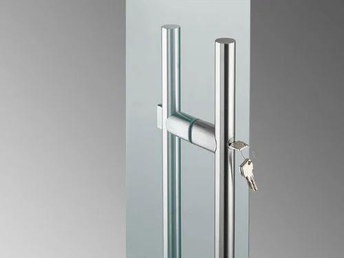 Glass Door Handles Door Handle Premier Hardware Pune Id