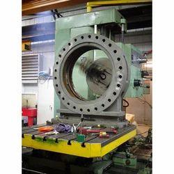 Heavy Machine Precision Job Work, for Industrial, Steel