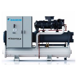 Daikinn Water Cooled VFD Screw Chiller