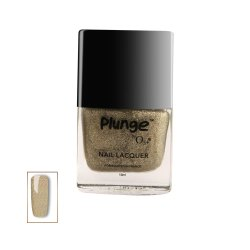 O3  Plunge Nail Paint Polish Lacquer Glitter Bridal Edition (Silver Lining)