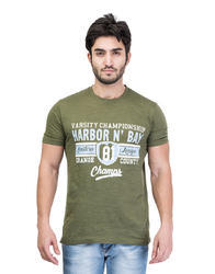 Trendy Printed T-Shirt For Men