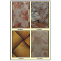 Rectangular PVC Marble Sheet