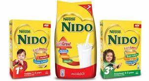 Nestle Nido Milk Powder, Packaging Type: Carton, Box | ID: 15335693288
