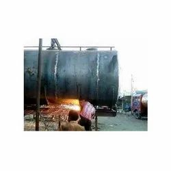 MS Pipe Fabrication Service