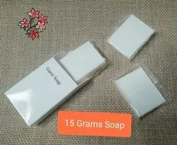Hotel Guest Amenities (White Soap) Rectangle