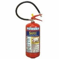 Mild Steel A B C Dry Powder Type Powder Safex Fire Extinguisher