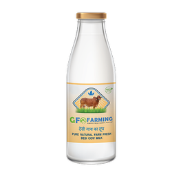 GFO farming Dairy Milk, Quantity Per Pack: 1 ltr