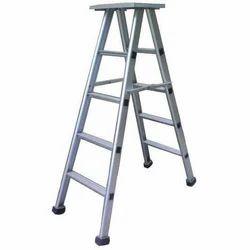 Fabulous Aluminum Folding Stool Ladder Ibusinesslaw Wood Chair Design Ideas Ibusinesslaworg