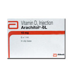 Arachitol 15mg Injection