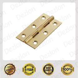 6 Shed Windows and More 3 x 2.5 SS304 Butt Hinge Stainless Steel Door Hinge