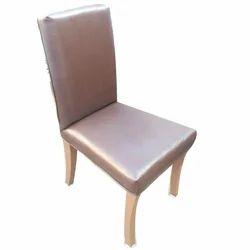 Balaji Wooden Designer Cushion Chair