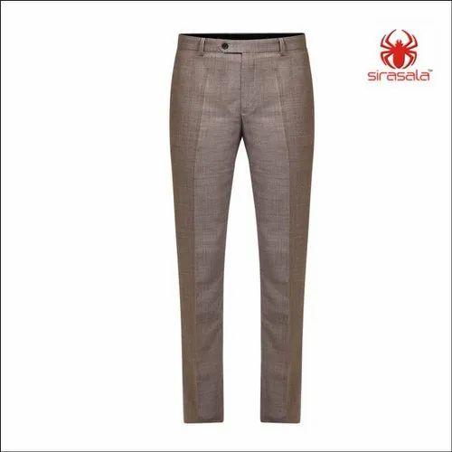 royalandroyd Cotton Corporate Trousers For Women
