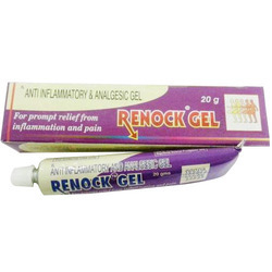 Anti-Inflammatory & Analgesic Gel