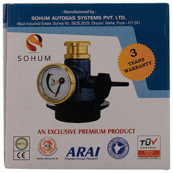 Sohum Gas Safety Device- (Om gas)