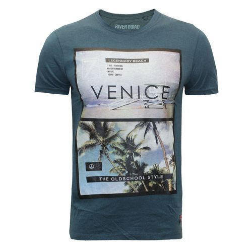 bbec4f634f1 Cotton Printed Mens Half Sleeves T Shirt