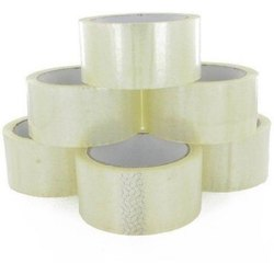 BOPP Adhesive Tapes, Packaging Type: Box