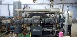 Breakdown Air compressor servicing